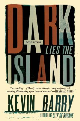 Cover for Dark Lies the Island