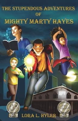 The Stupendous Adventures of Mighty Marty Hayes Cover Image