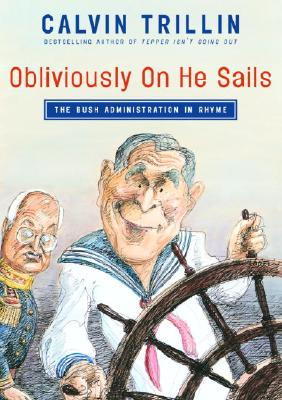 Obliviously on He Sails Cover