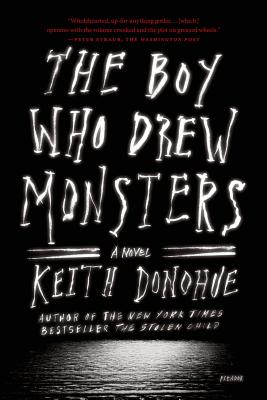 The Boy Who Drew Monsters: A Novel Cover Image