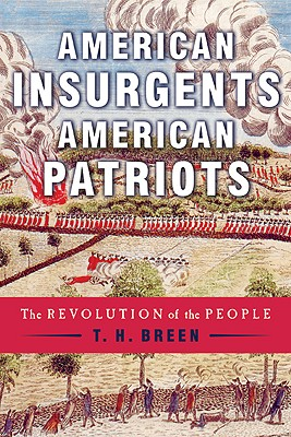 American Insurgents, American Patriots Cover