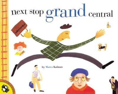 Next Stop Grand Central Cover Image