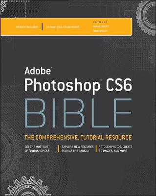 Photoshop CS6 Bible (Bible (Wiley)) Cover Image