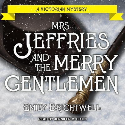 Mrs. Jeffries and the Merry Gentlemen (Victorian Mystery #32) Cover Image