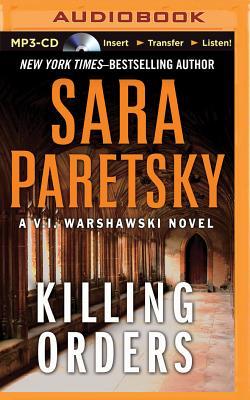Killing Orders (V.I. Warshawski Novels #3) Cover Image