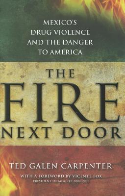 The Fire Next Door Cover