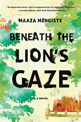 Beneath the Lion's Gaze: A Novel Cover Image