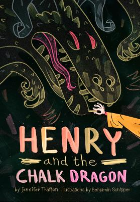 Henry and the Chalk Dragon Cover
