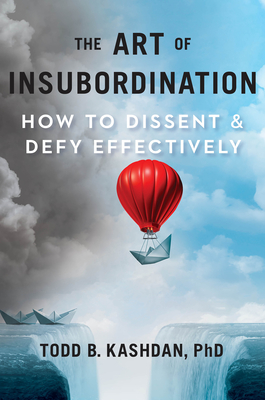 Cover for The Art of Insubordination