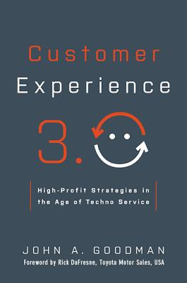 Cover for Customer Experience 3.0