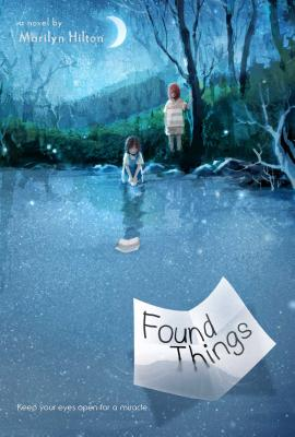 Cover for Found Things