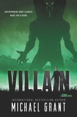 Villain (Gone #8) Cover Image