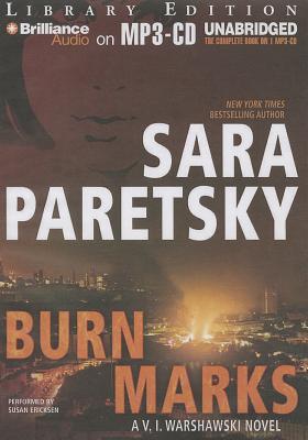 Burn Marks Cover Image