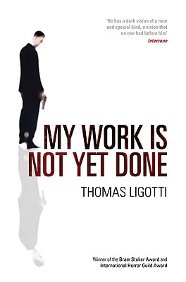 My Work Is Not Yet Done Cover Image