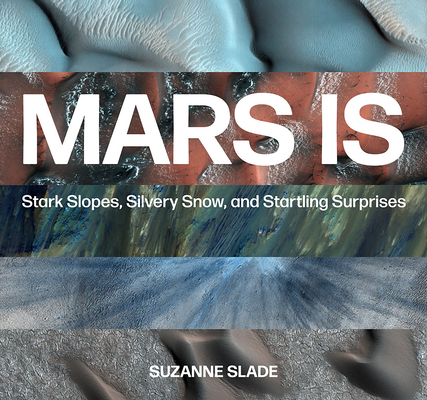 Cover for Mars Is