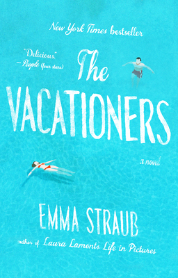 The Vacationers: A Novel Cover Image