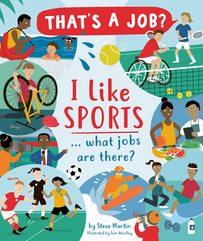 I Like Sports … What Jobs Are There? Cover Image