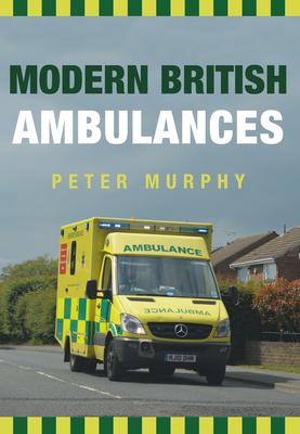 Modern British Ambulances Cover Image