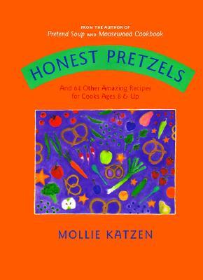 Cover for Honest Pretzels