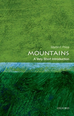 Mountains: A Very Short Introduction (Very Short Introductions) Cover Image