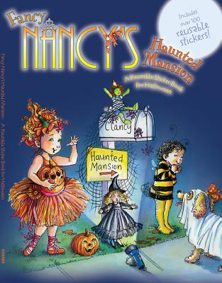 Fancy Nancy's Haunted Mansion Cover