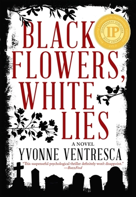 Cover for Black Flowers, White Lies
