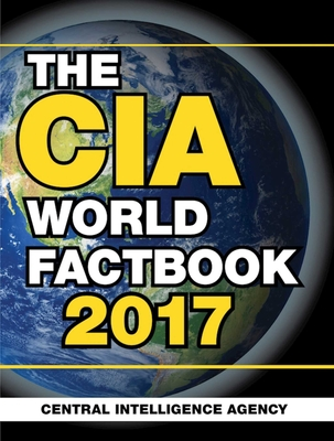 The CIA World Factbook 2017 Cover Image