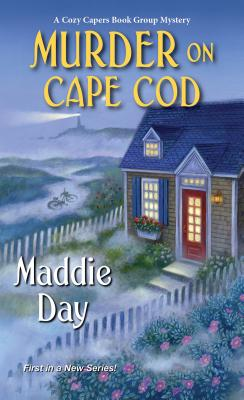 Murder on Cape Cod (Cozy Capers Book Group Mystery #1) Cover Image