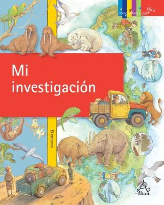 Mi investigación / My Research Project (Click Click: Ciencia Básica / Basic Science) Cover Image