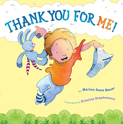 Thank You for Me! Cover