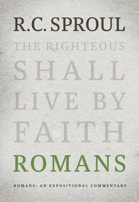 Romans: An Expositional Commentary Cover Image