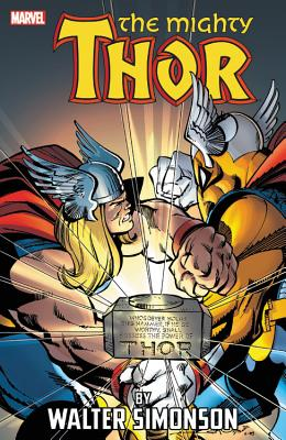 Thor by Walt Simonson Vol. 1 Cover Image