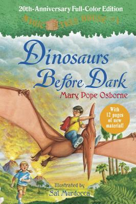 Dinosaurs Before Dark Cover