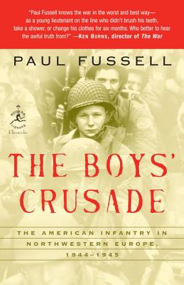 The Boys' Crusade Cover