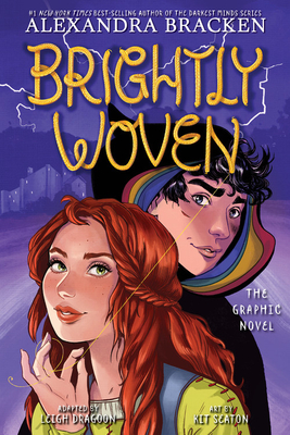 Brightly Woven: The Graphic Novel Cover Image