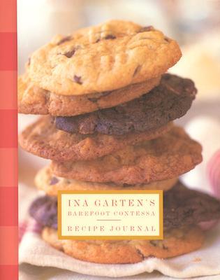 Ina Garten's Barefoot Contessa Recipe Deluxe Journal Cover