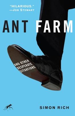 Ant Farm Cover