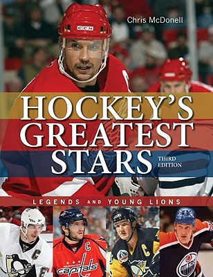 Hockey's Greatest Stars: Legends and Young Lions Cover Image