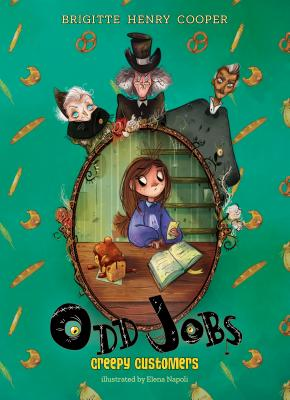 Creepy Customers (Odd Jobs) Cover Image