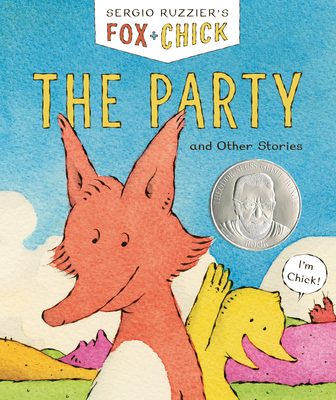 Fox & Chick: The Party: and Other Stories (Learn to Read Books, Chapter Books, Story Books for Kids, Children's Book Series, Children's Friendship Books) Cover Image