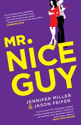 Mr. Nice Guy Cover Image