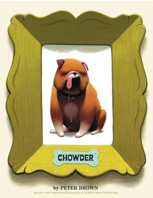 Chowder (A Chowder Book) Cover Image
