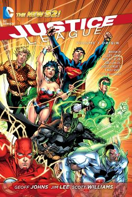 Justice League Vol. 1 Cover