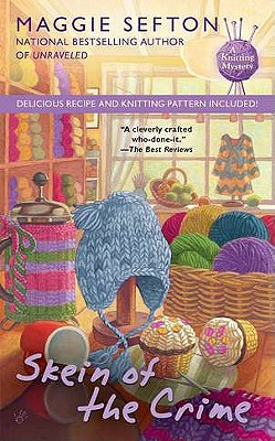 Cover for Skein of the Crime (A Knitting Mystery #8)
