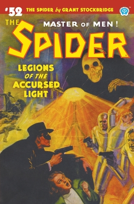 The Spider #52: Legions of the Accursed Light Cover Image