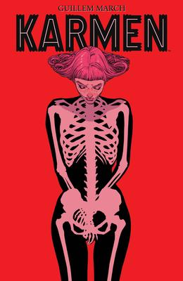 Cover for Karmen