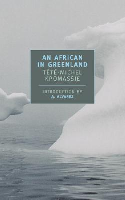 Book cover of An African in Greenland
