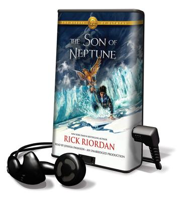The Son of Neptune (Heroes of Olympus #2) Cover Image