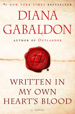 Written in My Own Heart's Blood (Outlander #8) Cover Image