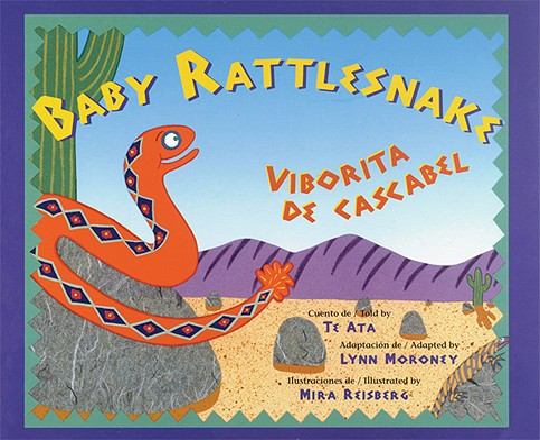 Viborita de Cascabel/Baby Rattlesnake Cover Image